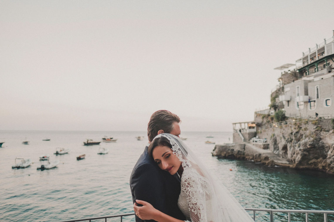 Breathtaking Amalfi Coast Wedding – Piera plus David Photographers Positano 8