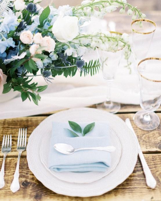 Ethereal Blue Desert Wedding Inspiration – Madeleine Collins Photography 17