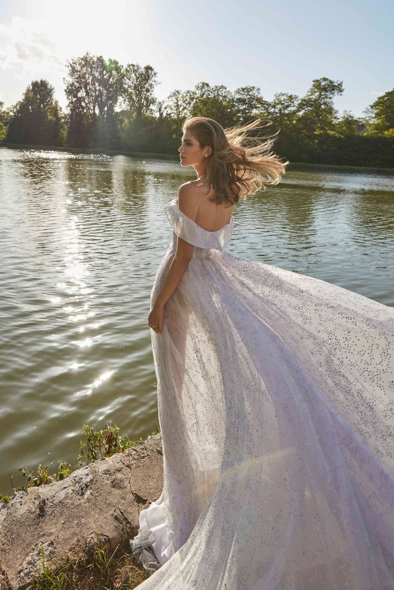 Galia Lahav Fancy White 2020 Wedding Dress Collection – Aretha 1