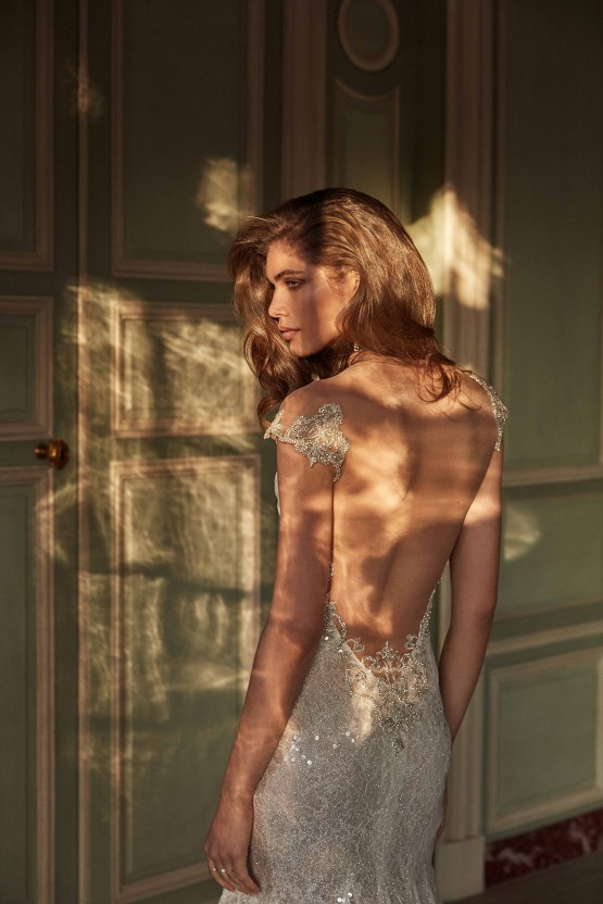 Galia Lahav Fancy White 2020 Wedding Dress Collection – Ella 1