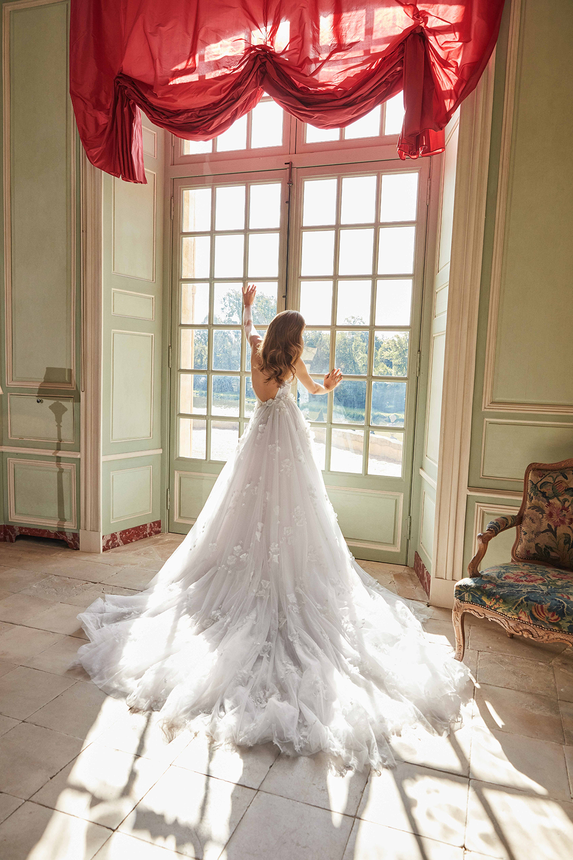 Galia Lahav Fancy White 2020 Wedding Dress Collection – Ruth 1