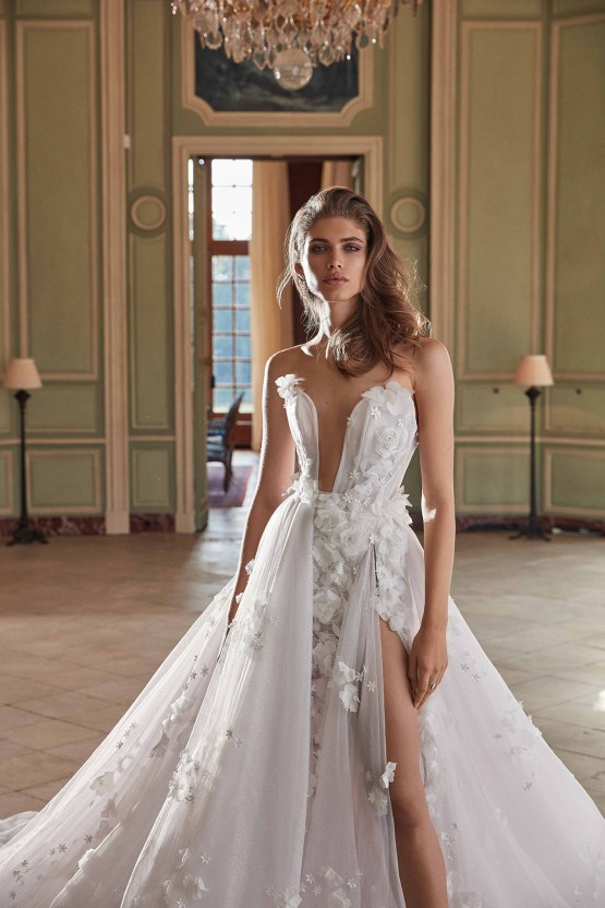 Galia Lahav Fancy White 2020 Wedding Dress Collection – Ruth 3