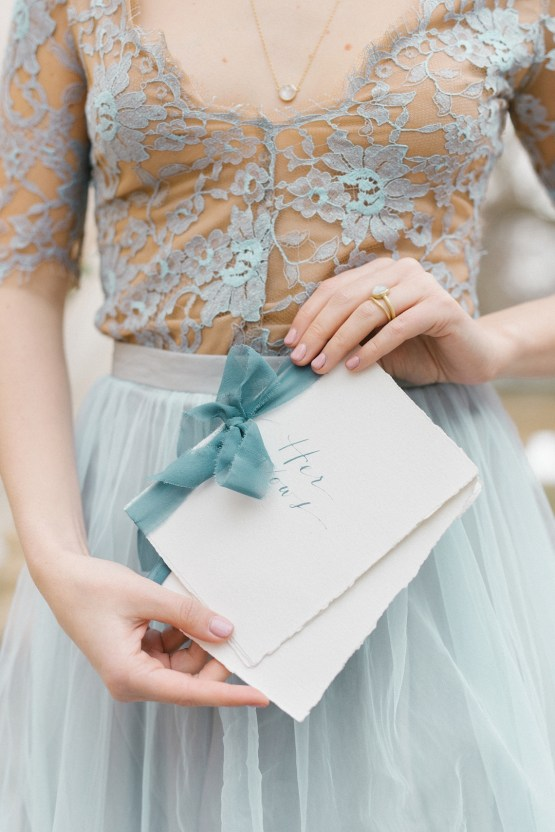 Gorgeous Winter Blue Wedding Inspiration – Irene Fucci 16