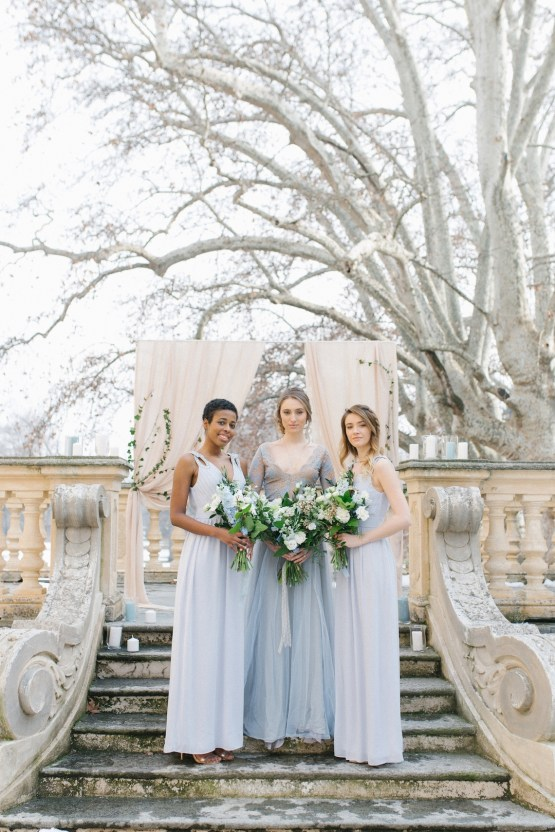 Gorgeous Winter Blue Wedding Inspiration – Irene Fucci 18