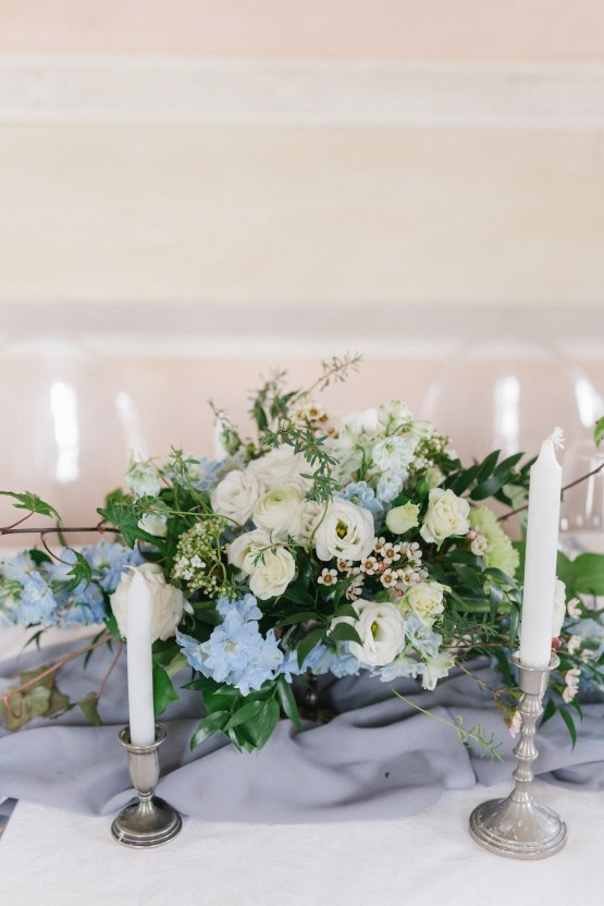 Gorgeous Winter Blue Wedding Inspiration – Irene Fucci 22