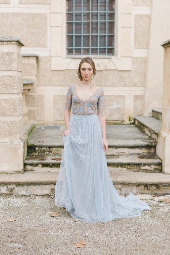 Gorgeous Winter Blue Wedding Inspiration – Irene Fucci 32
