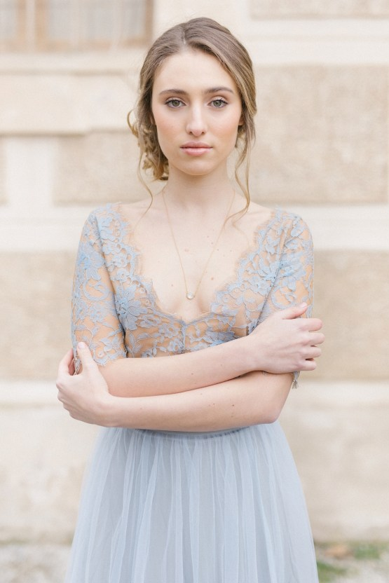 Gorgeous Winter Blue Wedding Inspiration – Irene Fucci 33