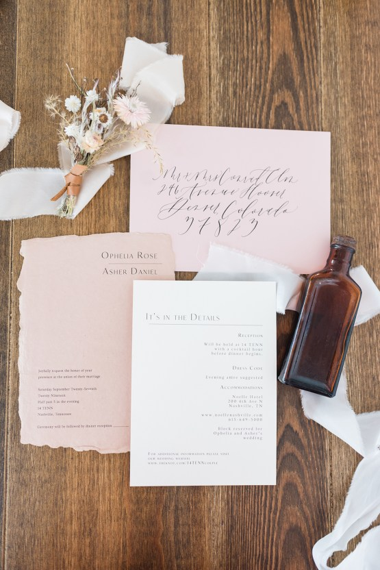 Pretty Pink Sustainable Wedding Inspiration – Mandy Liz Photography 8
