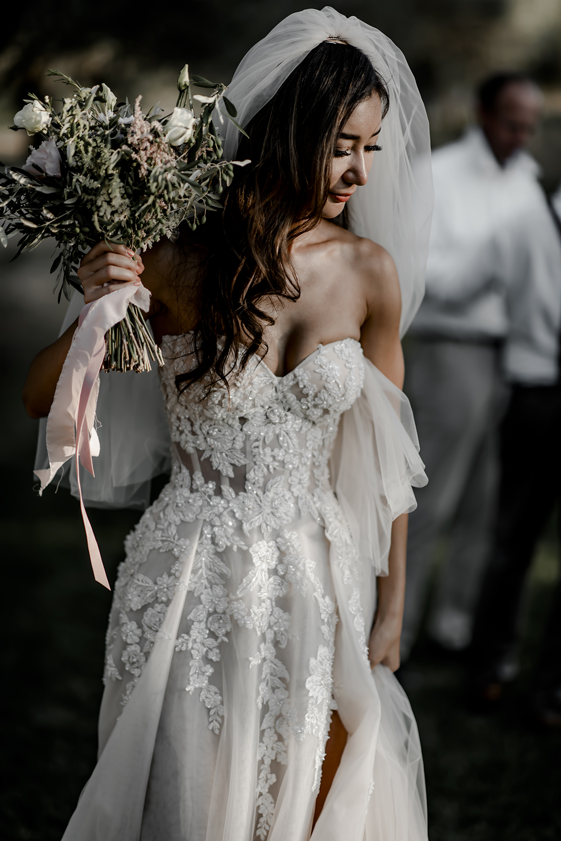 Romantic Multicultural Spanish Destination Wedding – Tali Photography 15