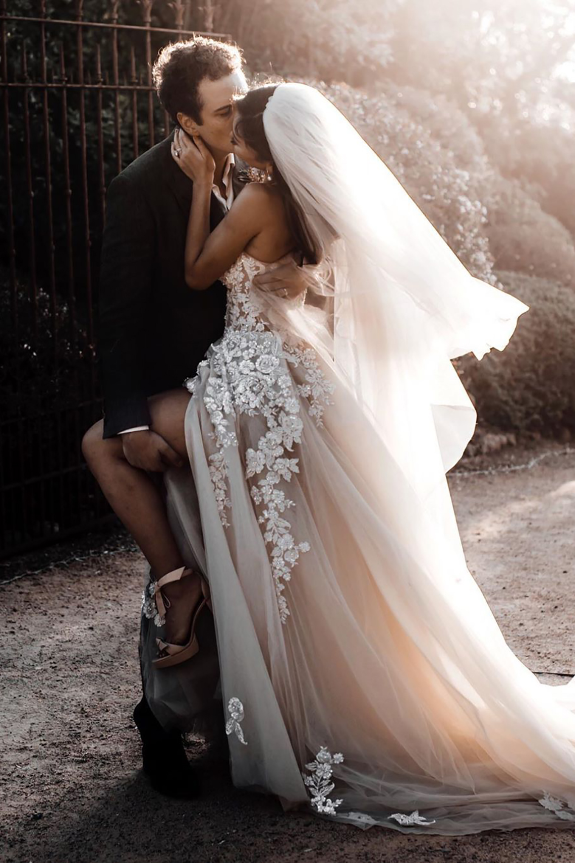 Romantic Multicultural Spanish Destination Wedding – Tali Photography 37