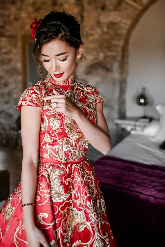 Romantic Multicultural Spanish Destination Wedding – Tali Photography 46
