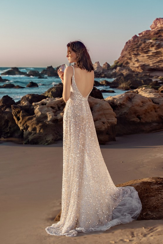 The Best Wedding Dresses by Galia Lahav 2020 – Bridal Musings – G-403 back