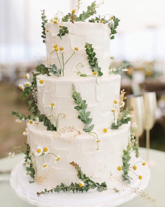 The Prettiest Wedding Cakes of 2019 – Bridal Musings 4