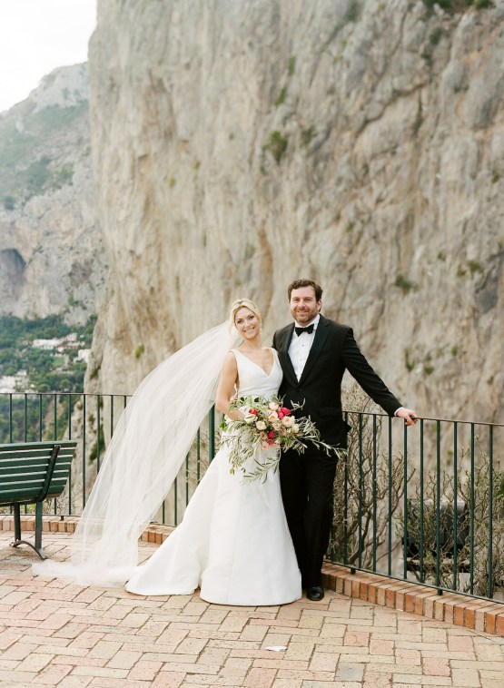 The Ultimate Mediterranean Capri Elopement – Rochelle Cheever 17