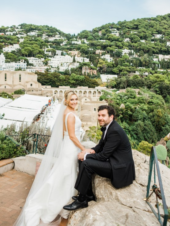 The Ultimate Mediterranean Capri Elopement – Rochelle Cheever 19