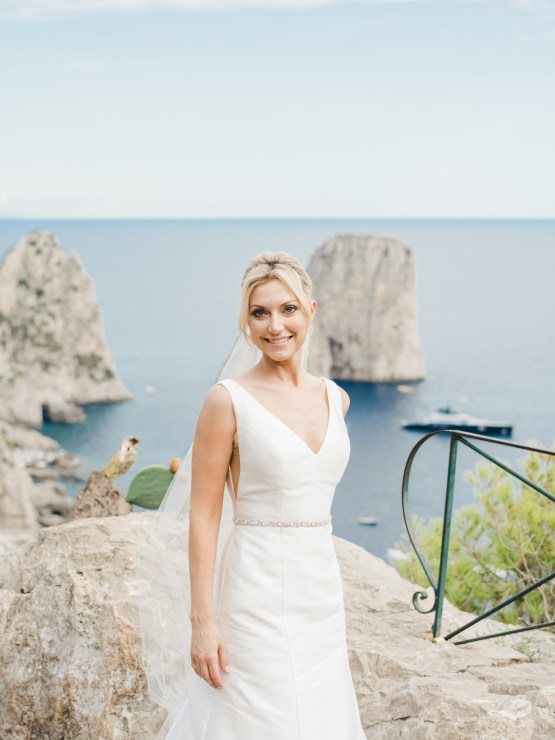 The Ultimate Mediterranean Capri Elopement – Rochelle Cheever 20