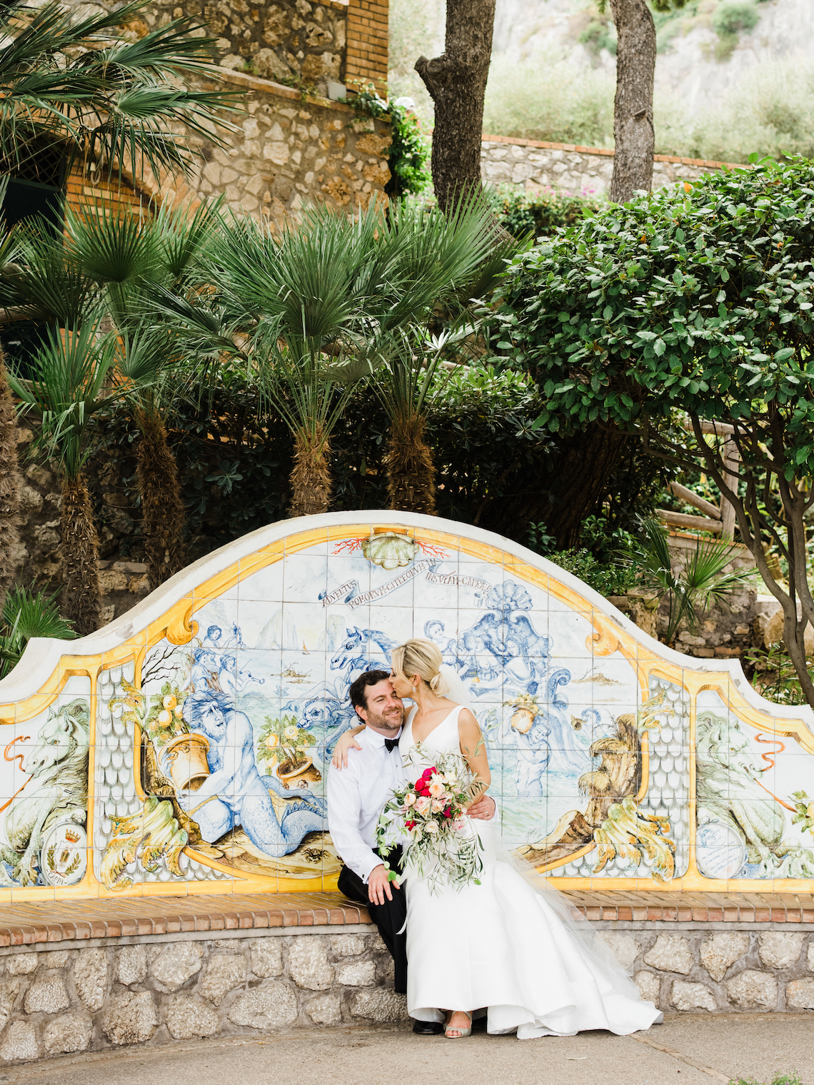 The Ultimate Mediterranean Capri Elopement – Rochelle Cheever 23