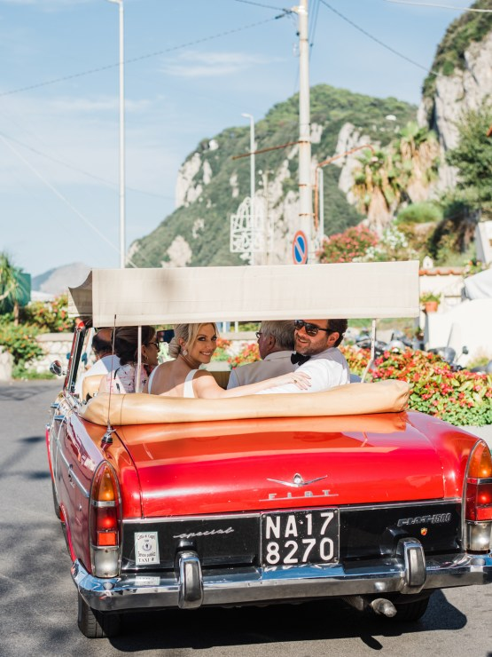 The Ultimate Mediterranean Capri Elopement – Rochelle Cheever 32