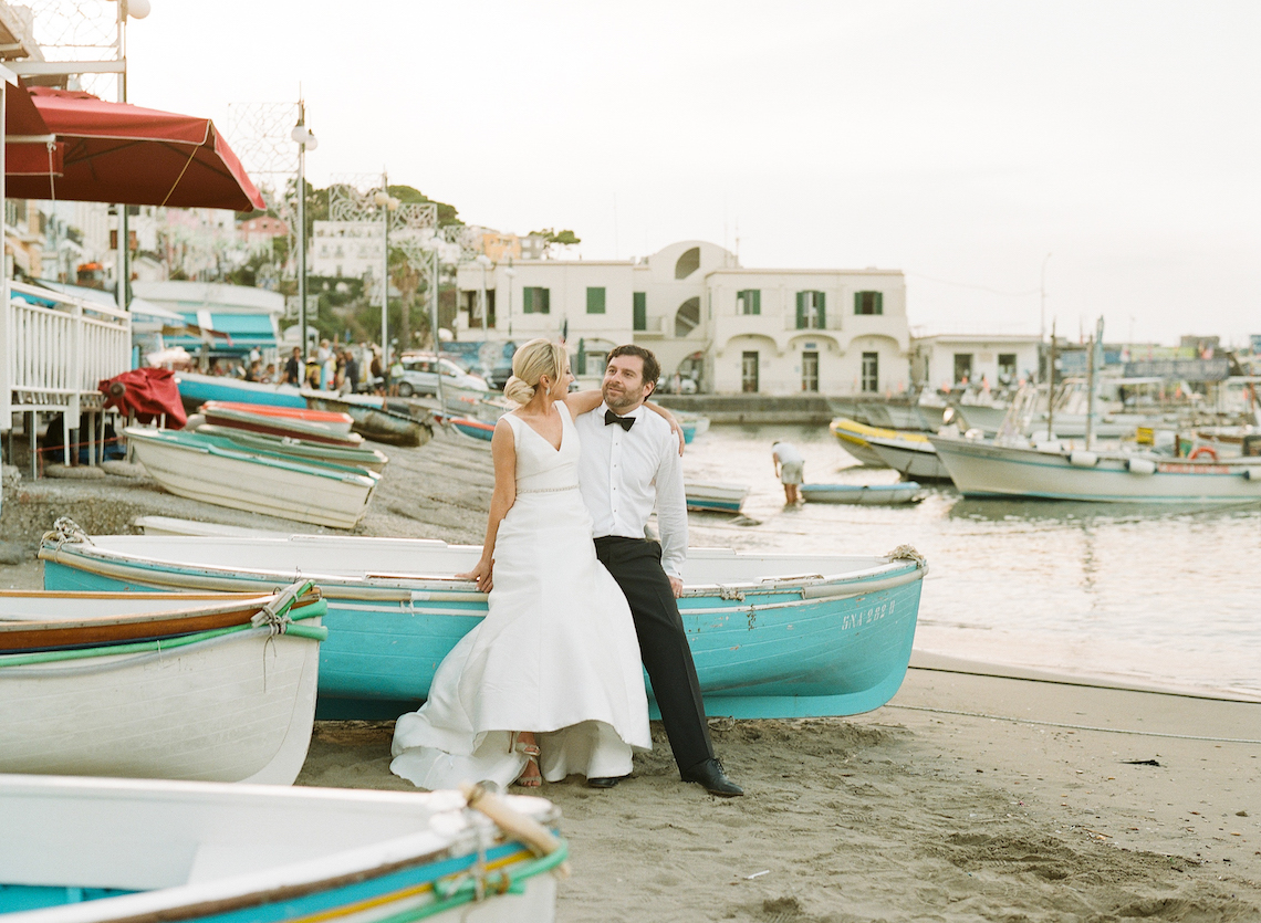 The Ultimate Mediterranean Capri Elopement – Rochelle Cheever 37
