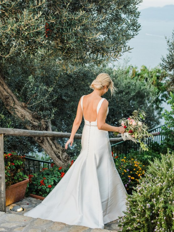 The Ultimate Mediterranean Capri Elopement – Rochelle Cheever 43