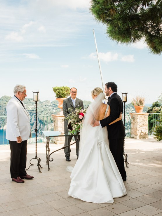 The Ultimate Mediterranean Capri Elopement – Rochelle Cheever 7