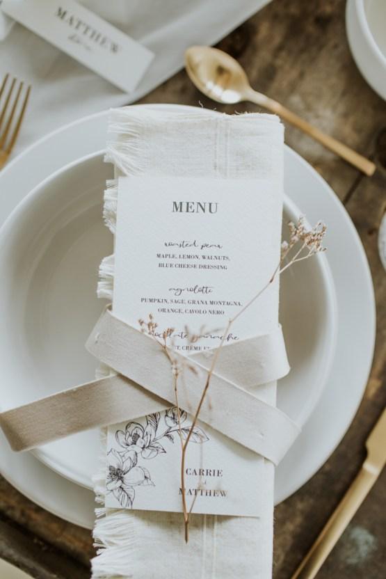 White and Taupe Minimalistic Wedding Inspiration – Vanessa Illi 18