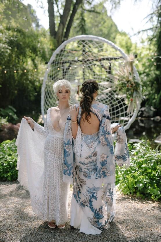Dreamcatcher Bohemian Wedding Inspiration – Gissell Weddings – Corey Fox Photography – Rue de Seine Bridal 15