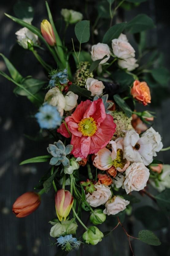 Dreamcatcher Bohemian Wedding Inspiration – Gissell Weddings – Corey Fox Photography – Rue de Seine Bridal 2