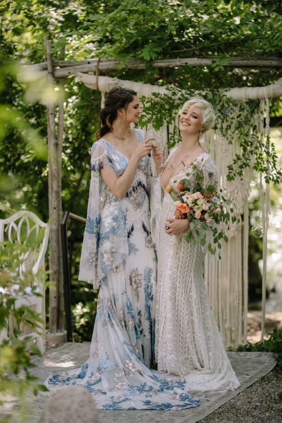 Dreamcatcher Bohemian Wedding Inspiration – Gissell Weddings – Corey Fox Photography – Rue de Seine Bridal 22