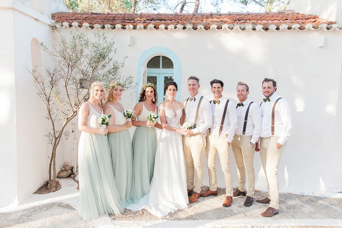 Dreamy Traditional Greek Wedding – Maxeen Kim Photography 7