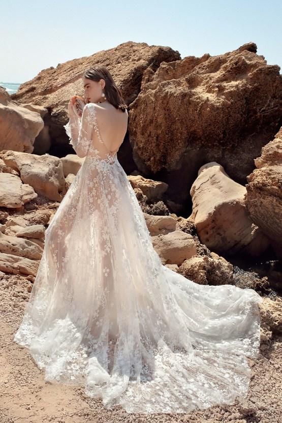Galia Lahav Gala IX Wedding Dress Collection – Bridal Musings – G-408-back