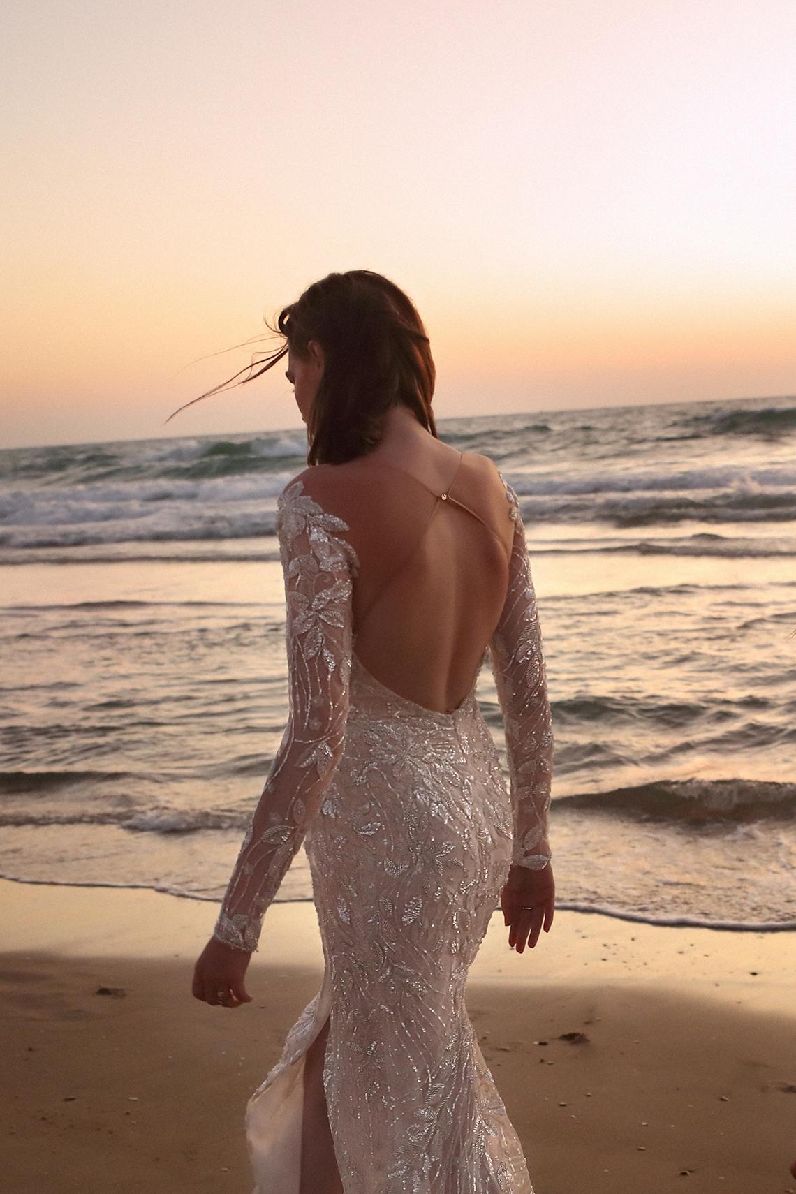 Galia Lahav Gala IX Wedding Dress Collection – Bridal Musings – G-410-back