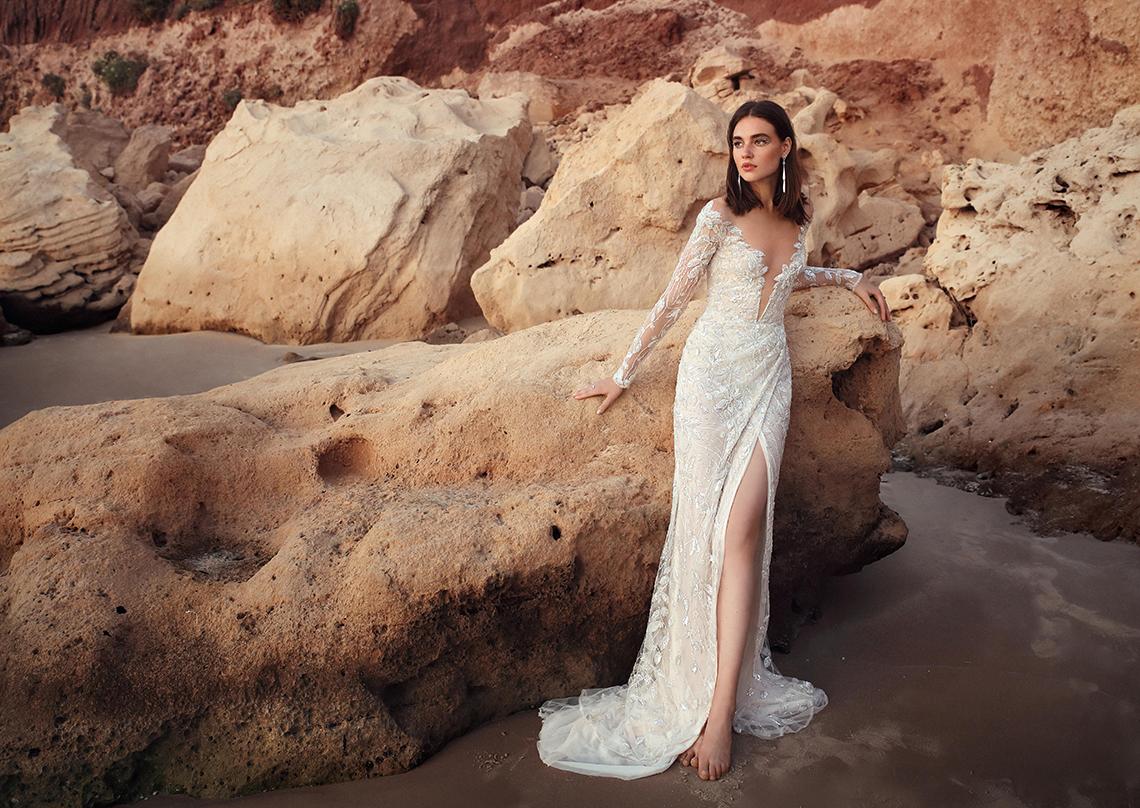 Galia Lahav Gala IX Wedding Dress Collection – Bridal Musings – G-410