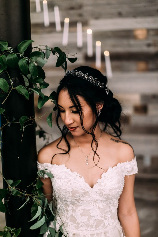 Magical Modern Harry Potter Inspired Wedding – Ashlyn Savannah Photo 45