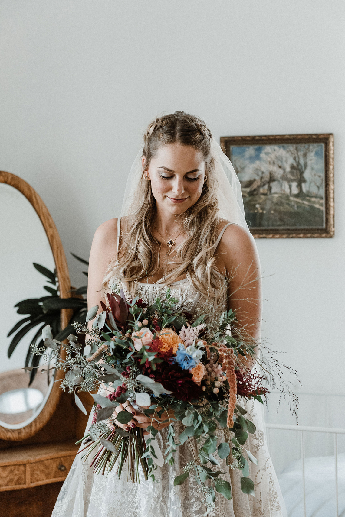 Romantic Woodsy DIY Wedding in South Bohemia Czech Republic – Carols Darkroom 13