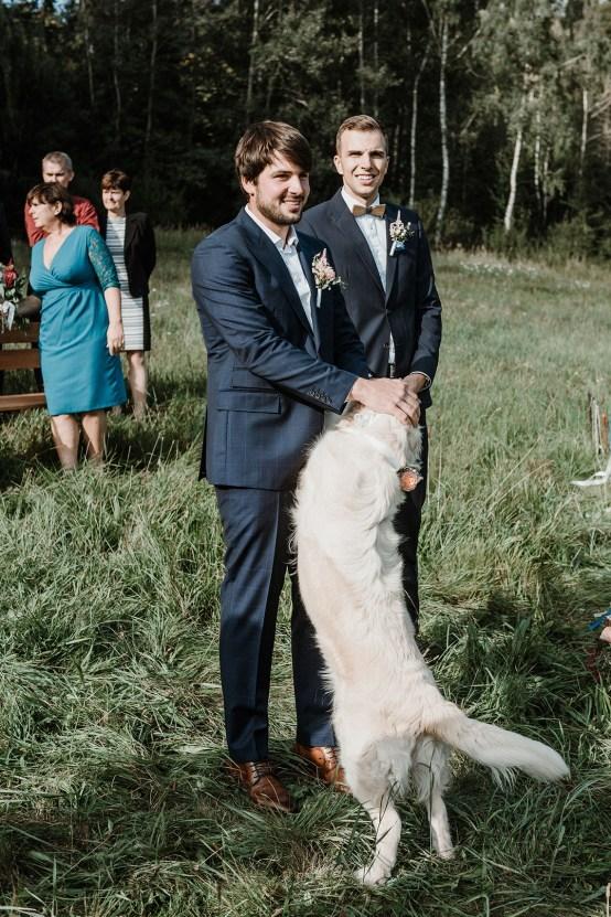 Romantic Woodsy DIY Wedding in South Bohemia Czech Republic – Carols Darkroom 14