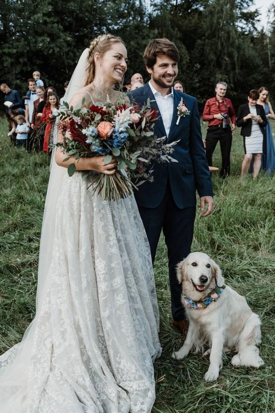 Romantic Woodsy DIY Wedding in South Bohemia Czech Republic – Carols Darkroom 20