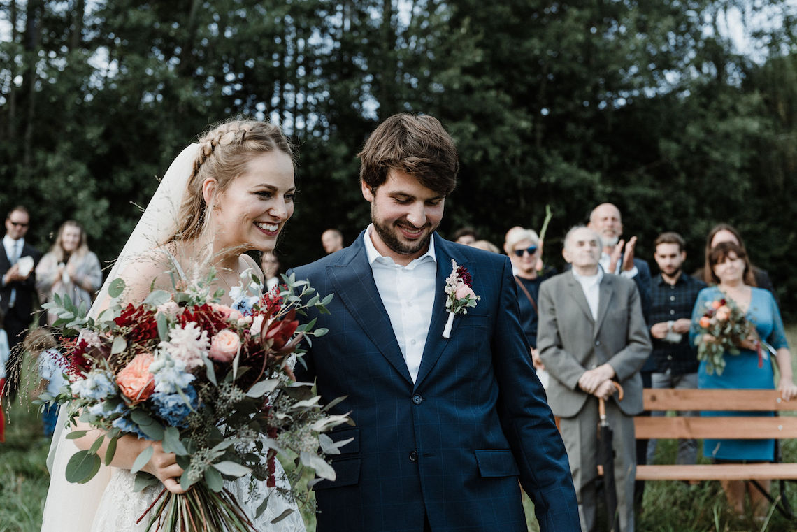 Romantic Woodsy DIY Wedding in South Bohemia Czech Republic – Carols Darkroom 3