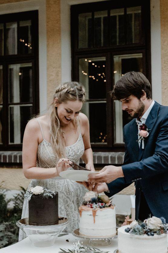 Romantic Woodsy DIY Wedding in South Bohemia Czech Republic – Carols Darkroom 31