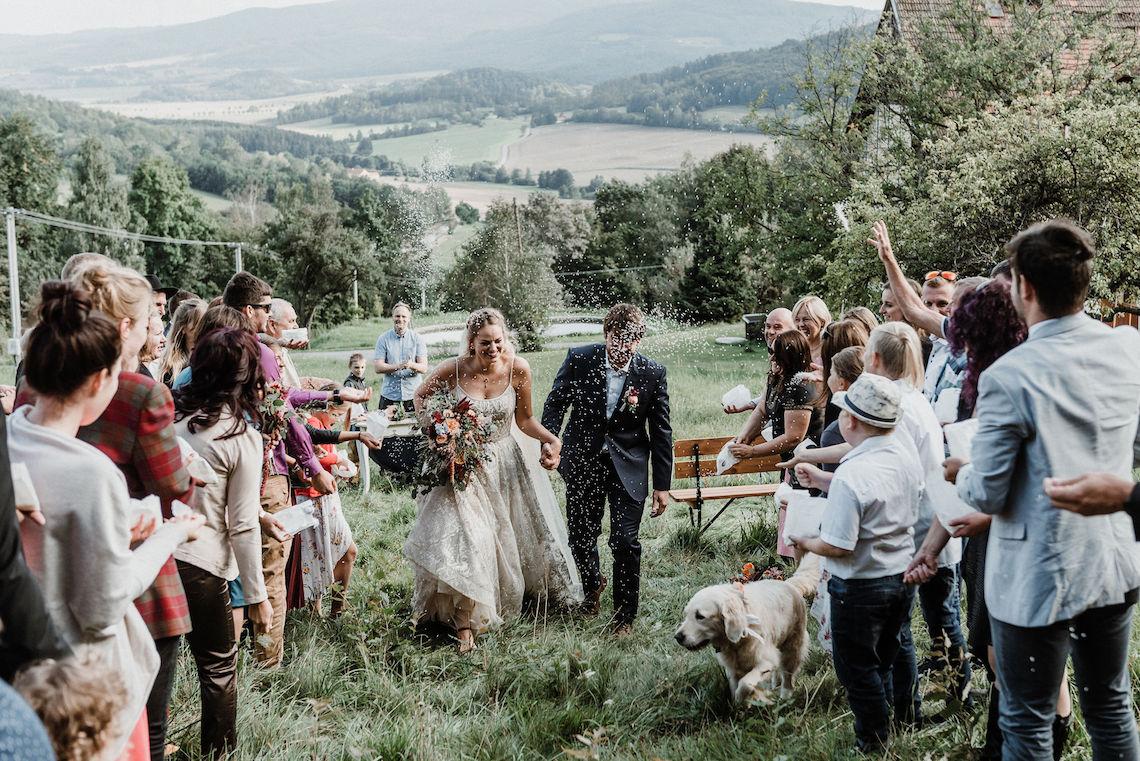 Romantic Woodsy DIY Wedding in South Bohemia Czech Republic – Carols Darkroom 4