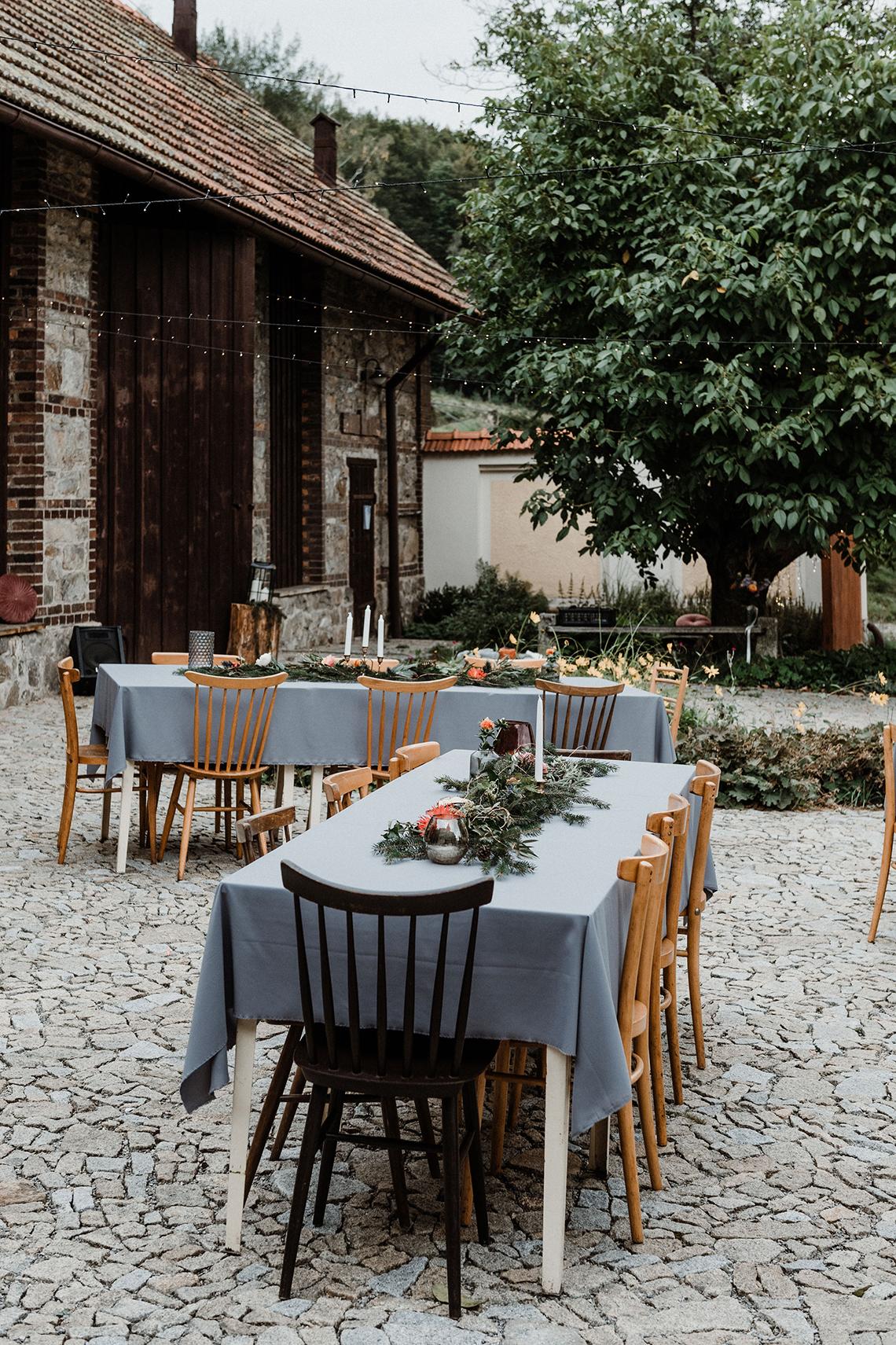 Romantic Woodsy DIY Wedding in South Bohemia Czech Republic – Carols Darkroom 7