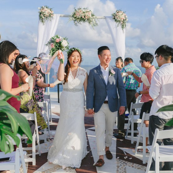 Beach Palace Cancun Wedding – Jessilynn Wong Photography 2