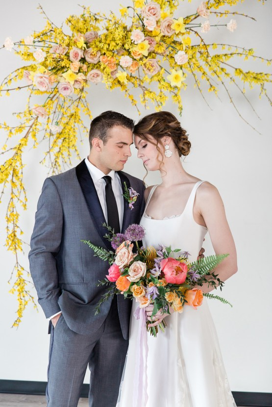 Citrine and Lilac Colorful Wedding Ideas – Laura Rose Weddings – Verve Event Co 15