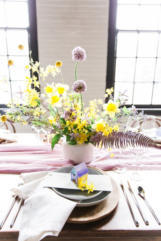 Citrine and Lilac Colorful Wedding Ideas – Laura Rose Weddings – Verve Event Co 7