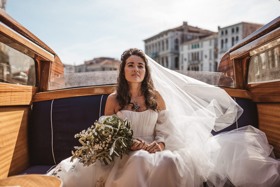 Iconic Venice Italy Wedding With Our Dream Wedding Dress – Katja and Simon Photography 15