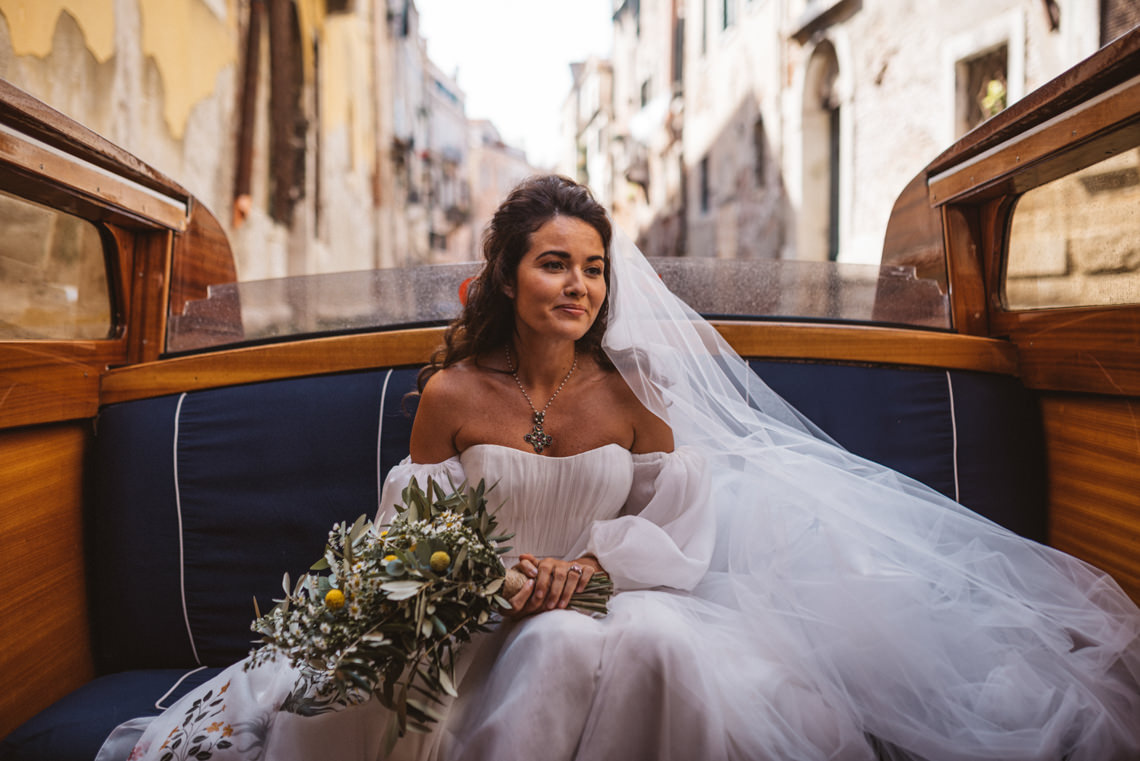 Iconic Venice Italy Wedding With Our Dream Wedding Dress – Katja and Simon Photography 17