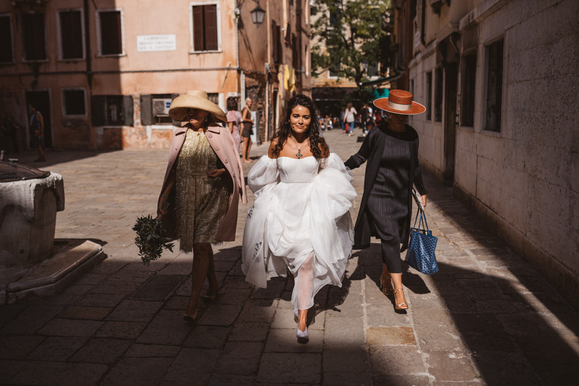 Iconic Venice Italy Wedding With Our Dream Wedding Dress – Katja and Simon Photography 18
