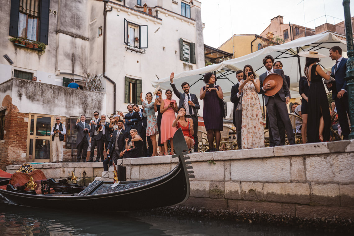 Iconic Venice Italy Wedding With Our Dream Wedding Dress – Katja and Simon Photography 24