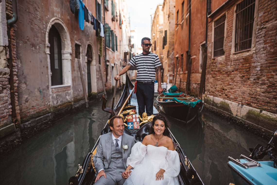 Iconic Venice Italy Wedding With Our Dream Wedding Dress – Katja and Simon Photography 26