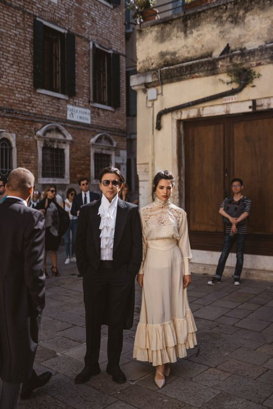 Iconic Venice Italy Wedding With Our Dream Wedding Dress – Katja and Simon Photography 3